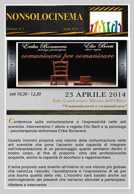 2014P - comunicarsi per comunicare