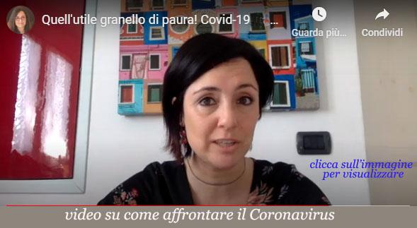 coronavirus breve video su come affrontarlo